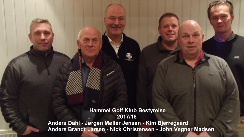 HGK Bestyrelse 2017/18