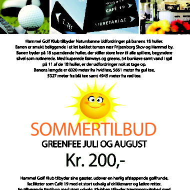 HGK Sommertilbud 2017