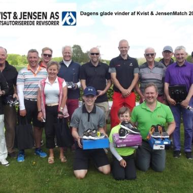 Kvist & Jensen Match 2017